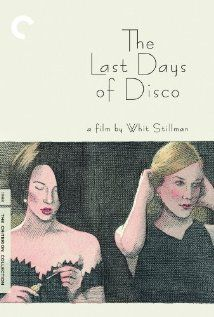 I just discovered the wit of Whit Stillman and I am in love. This is the story of two female Manhattan book editors fresh out of college, both finding love and themselves while frequenting the local disco.