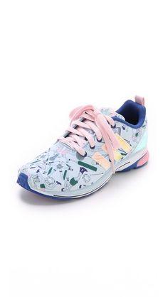 adidas Originals by Mary Katrantzou MK ZX Flux Tech Jogger Sneakers