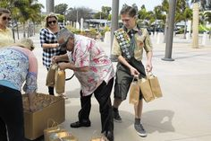 Local Eagle Scout raises funds and donates care bags for homeless Homeless Bags, Eagle Scout, Huntington Beach, Scouting, Boy Scouts, Year Old, Tuesday, Kimono Top, Boys