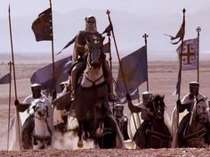 At the famous battle of Montgisard, this brave group of knights was virtually sentencing to death.