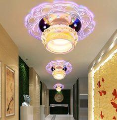 32.41$  Watch now - https://alitems.com/g/1e8d114494b01f4c715516525dc3e8/?i=5&ulp=https%3A%2F%2Fwww.aliexpress.com%2Fitem%2FModern-minimalist-fashion-led-crystal-ceiling-lamp-aisle-lights-entrance-corridor-lights-Ceiling-lights-creative-T443%2F32323852003.html - 3W 5W Modern minimalist fashion led crystal ceiling lamp aisle lights entrance corridor lights Ceiling lights creative 32.41$