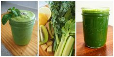 My Favourite Green Drink Recipes