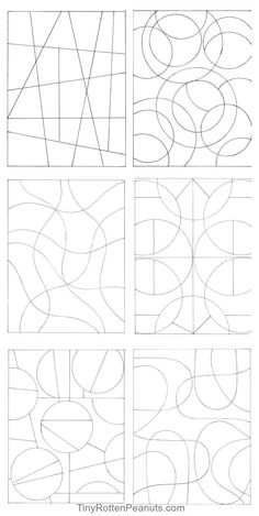 Tangle 6-Pack Starter Pages