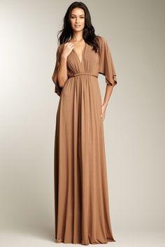 Long Caftan Dress.