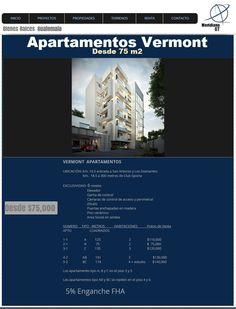 Un Lugar para Disfrutar - Apartamentos Vermont