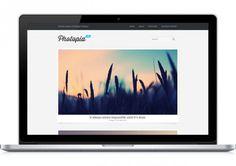 Photopia Lite, #Free, #Photo-Blog, #Resource, #Template, #Theme, #Web #Design, #WordPress