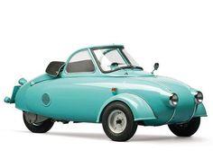pinterest.com/fra411 #classic #car - micro car.