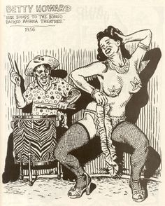 Comic art by Robert Crumb Fritz The Cat, Art Bin, Alternative Comics, Robert Crumb, Sexy Drawings, Funny Cartoons, Comic Artist, Erotic Art, Drawing S