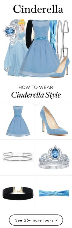 """Cinderella"" by megan-vanwinkle on Polyvore featuring Disney, prAna, Boohoo, Calvin Klein and cinderella"