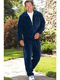 Men's Jogging Suits - Sweat Suits & Tracksuits For Men Mens Velour Tracksuit, Irvine Park, Jogging, Lounge Wear, Active Wear, Danganronpa Characters, Plus Size, Suits, Casual