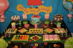 Peppa Pig Birthday Party Ideas | Photo 8 of 29
