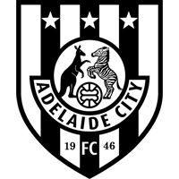 1946, Adelaide City FC (Oakden, Australia) #AdelaideCityFC #Oakden #Australia (L18534)
