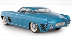 1954-Dodge Firearrow Ghia: