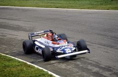 Brian Henton TG191 Toleman-Hart Turbo Monza 1981