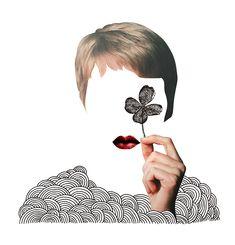 Ilustración realizada para elIV Concurso de Diseño Solidario de trendipia