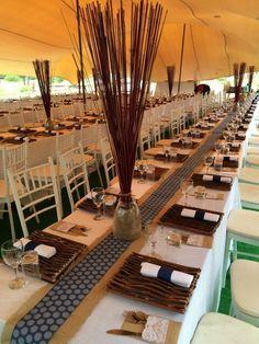 African Traditional Wedding Décor, Botswana magadi, setswana decor