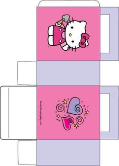 BOITE HELLO KITTY
