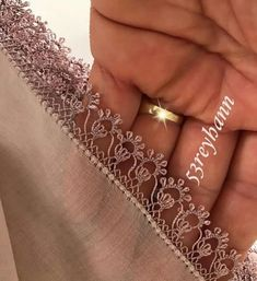 This Pin was discovered by Fat - Wedding Dresses 2019 Best Brindal Filet Crochet, Crochet Stitches, Folk Embroidery, Embroidery Designs, Wedding Dress Trends, Wedding Dresses, Crochet Unique, Needle Lace, Lace Making