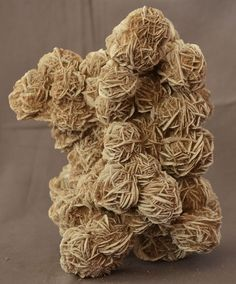 Selenite Desert Rose, Samalayuca, Chihuahua, Mexico 4 lb 1 oz Specimen