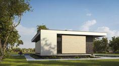 3fh Studio Apartment Plan, Apartment Plans, Minimal Architecture, House Floor Plans, Modern Design, Villa, Exterior, Houses, House Design