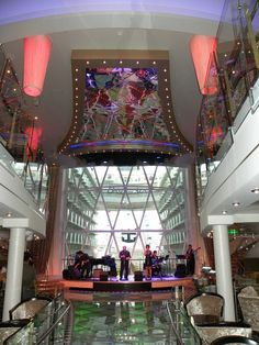 Oasis of the Seas - Lounges and Bars: Oasis of the Seas - Dazzles