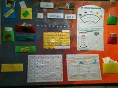 Creciendo con Darío: Homeschooling: Calendario, estado del tiempo y emociones