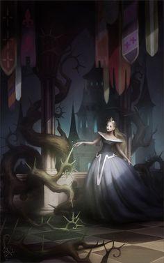 Melanie Delon, digital artist. http://www.melaniedelon.com/