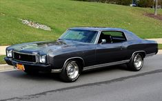 1972 Chevrolet Monte Carlo Maintenance of old vehicles: the material for new cogs/casters/gears/pads could be cast polyamide which I (Cast polyamide) can produce