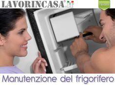 Manutenzione del Frigorifero http://www.lavorincasa.it/manutenzione-del-frigorifero/