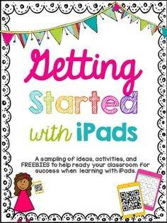 Freebie! Getting Started with iPads