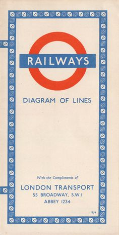 London Underground logo: A brief history of the iconic design.