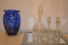 crystal glass for sale @The Hague (nearby Kijkduin) The Netherlands