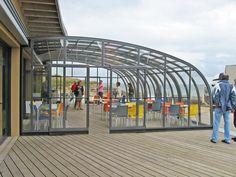 'Style' terrace enclosure by TPEC.