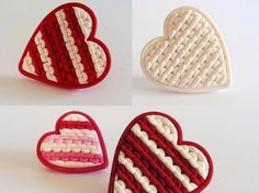 How to Knit Polymer Clay by Malaysia Clay Art