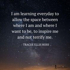 Inspire, Not Terrify!