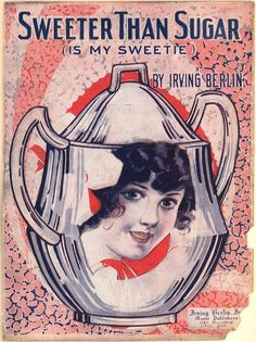 Back to the Five & Dime .. Irving Berlin... Sheet Music.  Sweet !