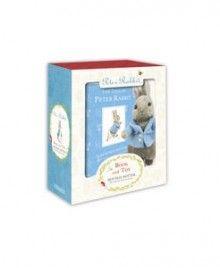 Tale Of Peter Rabbit: Peter Rabbit Book & Toy