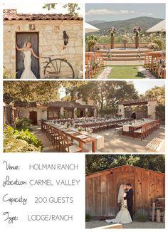 Hacienda-Infused Beauty Inspires at Holman Ranch