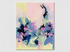 Buy the abstract art painting online. Modern abstract painting, acrylic colors on canvas board.This painting is handmade, original artwork. Colorful Abstract Art, Abstract Wall Art, Abstract Paintings, Modern Artwork, Hand Painting Art, Small Paintings, Original Artwork, Canvas Board, Board Art