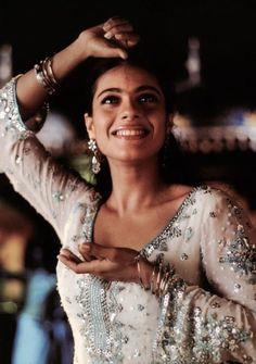 bollywood and kajol image Bollywood Couples, Bollywood Stars, Bollywood Celebrities, Bollywood Fashion, Bollywood Actress, Bollywood Makeup, Indian Actresses, Actors & Actresses, Ulzzang