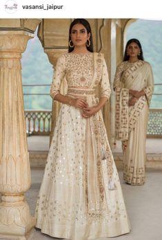 Ladies Sangeet, Indian Dresses, Indian Bridal Outfits, Indian Bridal Fashion, Bridal Dresses, Indian Ethnic Wear, Indian Attire, Indian Style, Indian Bridal Lehenga