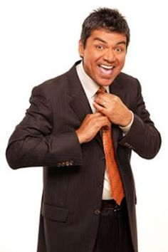 George Lopez is considered America's King of Mexicans. He is a comedian, actor, and talk show host. He is mostly known for starring in his self-produced sitcom George Lopez. His type of comedies are : race and ethnic relations, including his own culture -- Mexican-American.