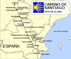 El Camino de la Lana, es el Camino de Santiago que une Alicante con Burgos, donde enlaza con el Camino Francés a través de Cuenca y la Provincia de Guadalajara. Sigue antiguas veredas vinculadas a la ganadería y al comercio, en especial al de la lana.