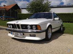 BMW M635Csi M6 -1985 - 286 ch - très belle voiture Voitures Nord - leboncoin.fr Bmw Old, Bmw 6 Series, Bmw Alpina, Auto Design, Bmw Classic, Love Car, E30, Car Engine, Bmw Cars
