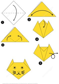 Origami Cat How To Origami Cat How To Easy Origami For Kids. Origami Cat How To Origami Cat. Origami Cat How To Origami Cat Vector Image 1817845 Stockunlimited. Origami Cat How To Origami Cat Time Lapse. Origami Cat How To… Continue Reading → Origami Ball, Instruções Origami, Origami Paper Folding, Origami Dragon, Origami Fish, Origami Butterfly, Paper Crafts Origami, Origami Design, Origami Flowers