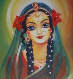 Photo by Vedic Tales on January Lord Krishna Images, Radha Krishna Pictures, Radha Krishna Photo, Krishna Art, Shree Krishna, Krishna Drawing, Krishna Painting, Cute Krishna, Krishna Lila