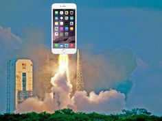 iPhone Sales Are Going Nuclear