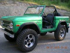Ford : Bronco 1972 Bronco