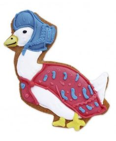 jemima puddle-duck biscuit card
