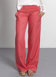 Comfy pants that can pass off as presentable